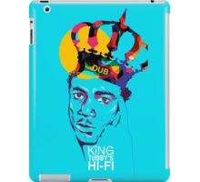 King Tubby's Hi - Fi iPad Case/Skin