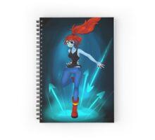 Undertale - Undyne Spiral Notebook