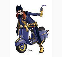 Batgirl takes a selfie. Unisex T-Shirt