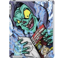 Comics From The Cryptkeeper iPad Case/Skin
