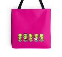 The Zombie Hoard Tote Bag