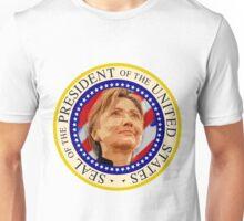 Hillary Clinton's inauguration day Unisex T-Shirt