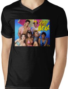 Saved by the Bell Mens V-Neck T-Shirt