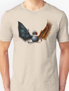 Dragon-Phoenix Ball Tattoo  T-Shirt
