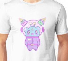 Trixie the Space Alien Bear Astronaut Unisex T-Shirt