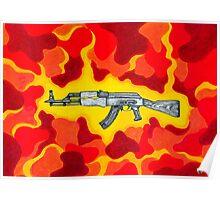 Machine Gun Funq Poster