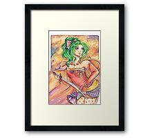 Terra Brandford Framed Print