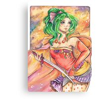 Terra Brandford Canvas Print