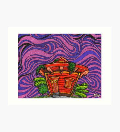 Funkadelic Bayou Art Print