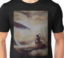 Goku Dragon Ball Beautiful sky Unisex T-Shirt