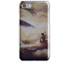 Goku Dragon Ball Beautiful sky iPhone Case/Skin