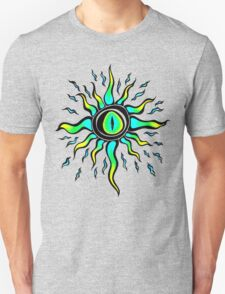 Crazy Eye Unisex T-Shirt