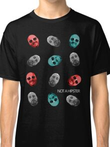 Smug Tee - NOT A HIPSTER Classic T-Shirt