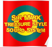 Sir Max Soundsystem  Poster