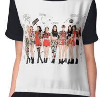 TWICE The Story Begins Member Chiffon Top