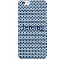 Jeremy iPhone Case/Skin