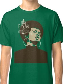 Phyllis Dillon : The Queen Of Rocksteady Classic T-Shirt