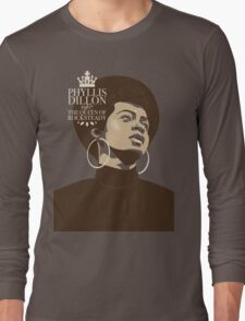 Phyllis Dillon : The Queen Of Rocksteady Long Sleeve T-Shirt