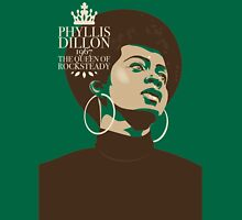 Phyllis Dillon : The Queen Of Rocksteady Unisex T-Shirt
