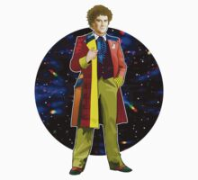 The 6th Doctor - Colin Baker One Piece - Long Sleeve