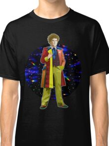The 6th Doctor - Colin Baker Classic T-Shirt