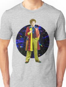 The 6th Doctor - Colin Baker Unisex T-Shirt