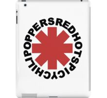 Red Hot Spicy Chili Poppers iPad Case/Skin