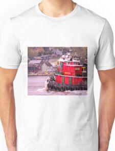 Returning To Port Unisex T-Shirt