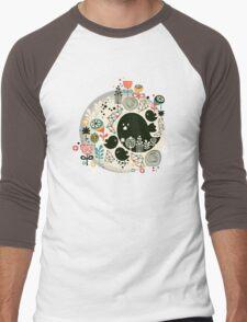Big bird Men's Baseball ¾ T-Shirt