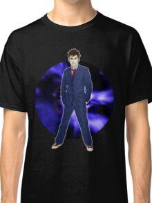 The 10th Doctor - David Tennant Classic T-Shirt