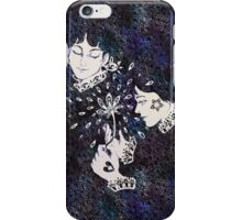 Paper Lace iPhone Case/Skin