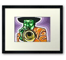 Kermit Framed Print