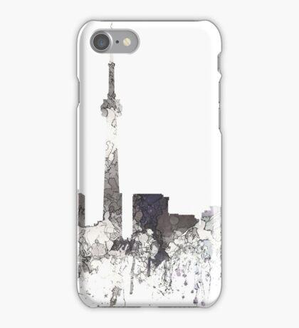 Toronto, Ontario Skyline - CRISP iPhone Case/Skin