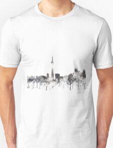 Toronto, Ontario Skyline - CRISP Unisex T-Shirt