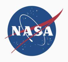 NASA Logo One Piece - Short Sleeve