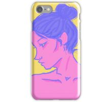 Tired iPhone Case/Skin