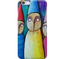 5 Mystics iPhone Case/Skin