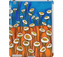WIDE - Poached Egg Daisies iPad Case/Skin