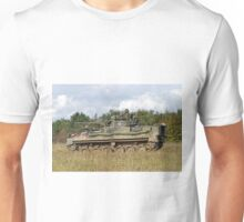 A British Army Warrior Infantry Fighting Vehicle Unisex T-Shirt