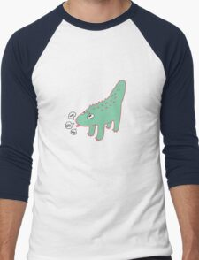 Croc Croc Men's Baseball ¾ T-Shirt