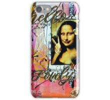 Hello Lovely  iPhone Case/Skin