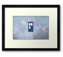 Doctor Who - All of Time and Space Framed Print