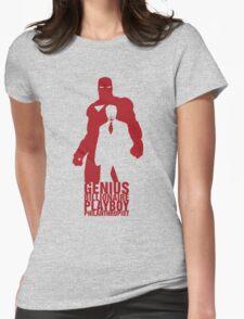 Philanthropist Club Womens Fitted T-Shirt