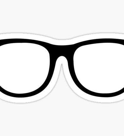 Glasses Sticker