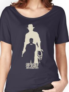 Obtainer of Rare Antiquities (light) Women's Relaxed Fit T-Shirt