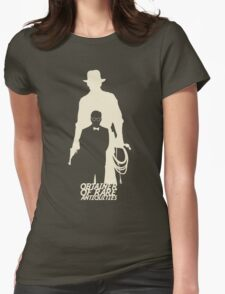 Obtainer of Rare Antiquities (light) Womens Fitted T-Shirt
