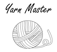 Yarn Master (Yarn) Photographic Print