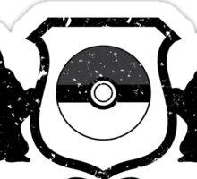 Pokemon Trainers Academy  Sticker