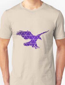 American Bald Eagle (Eminence-Purple) T-Shirt