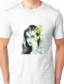 The look in her eyes Unisex T-Shirt
